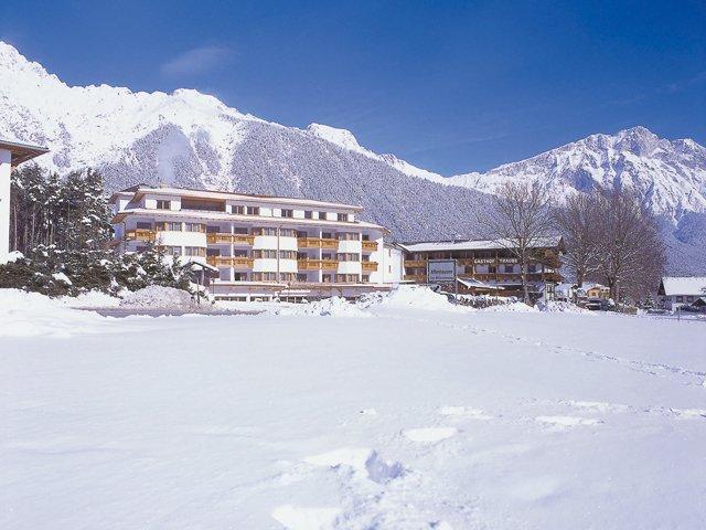 Wildermieming - Hotel Traube *** - aanzicht