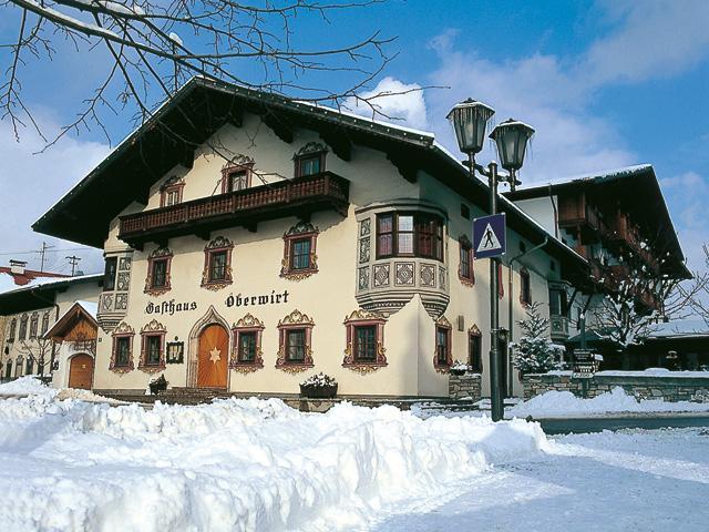 Hotel Oberwirt ****