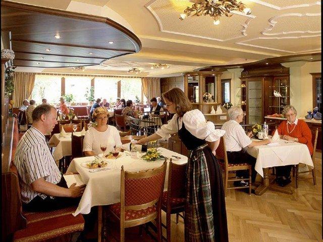 Oberwolfach - hotel 3 Könige *** - restaurant
