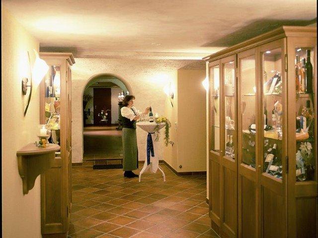 Oberwolfach - hotel 3 Könige *** - wijnkelder