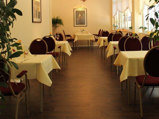 Bad Schmiedeberg - Parkhotel Pretzsch *** - restaurant