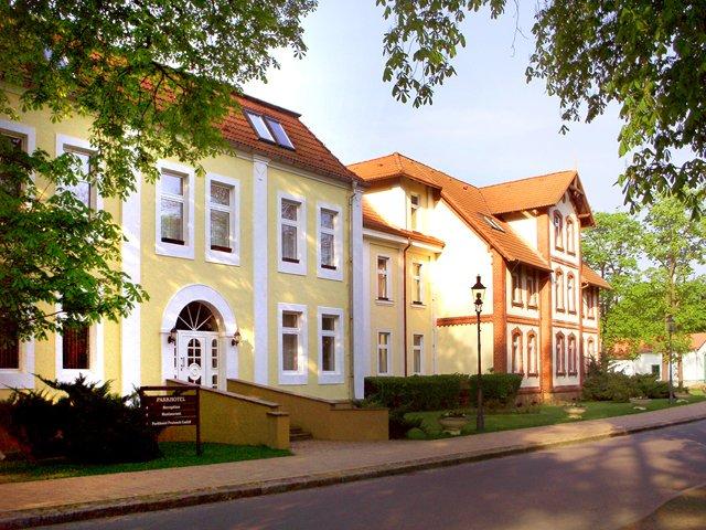 Bad Schmiedeberg - Parkhotel Pretzsch *** - aanzicht
