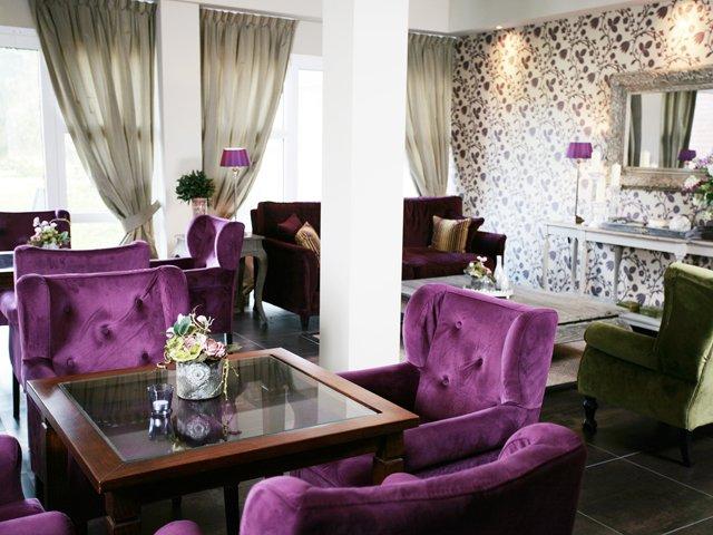 Spornitz - Van der Valk Landhotel Spornitz *** - lounge