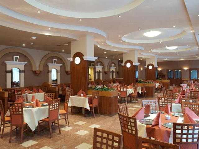 Krakau - Hotel Wyspianski *** - restaurant