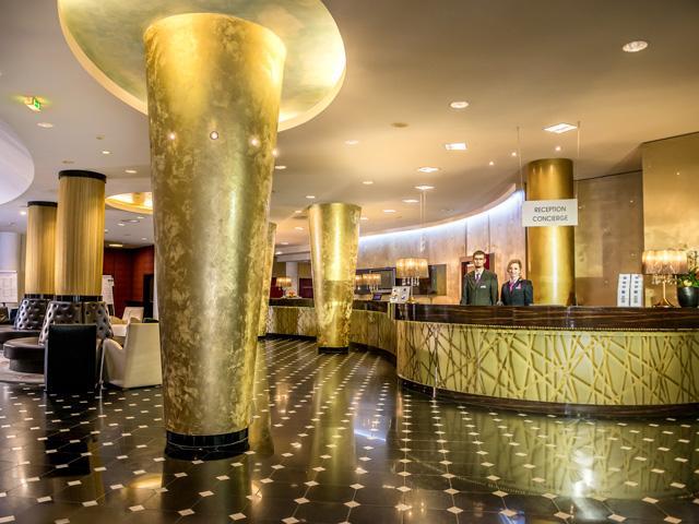 Praag - Hotel Don Giovanni **** - receptie