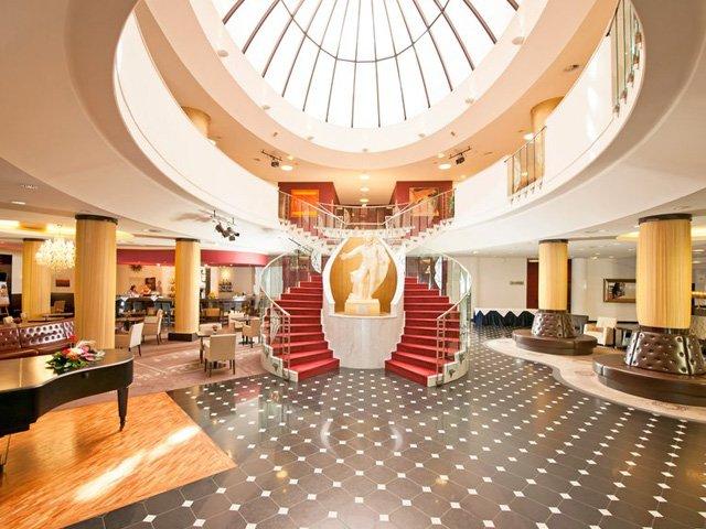 Praag - Hotel Don Giovanni **** - lobby