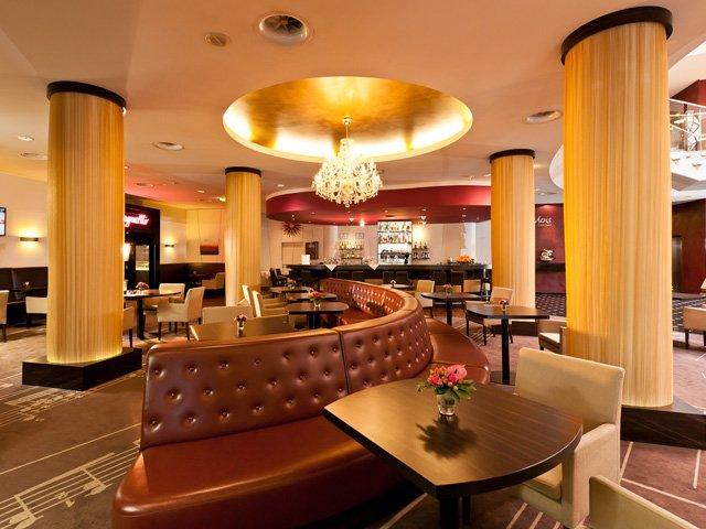 Praag - Hotel Don Giovanni **** - bar