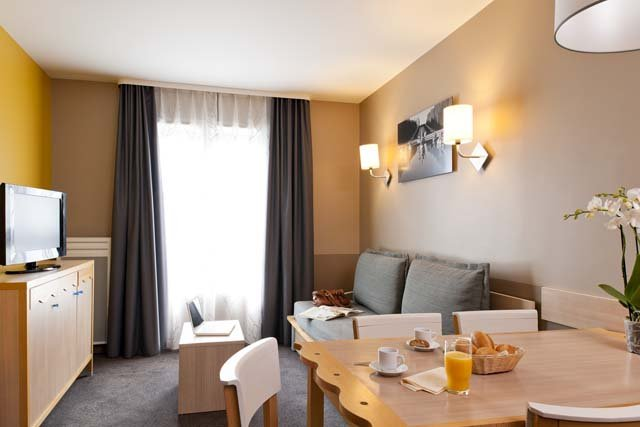 Disneyland Paris -appartement Adagio Marne La Vallée Val D'Europe - studio