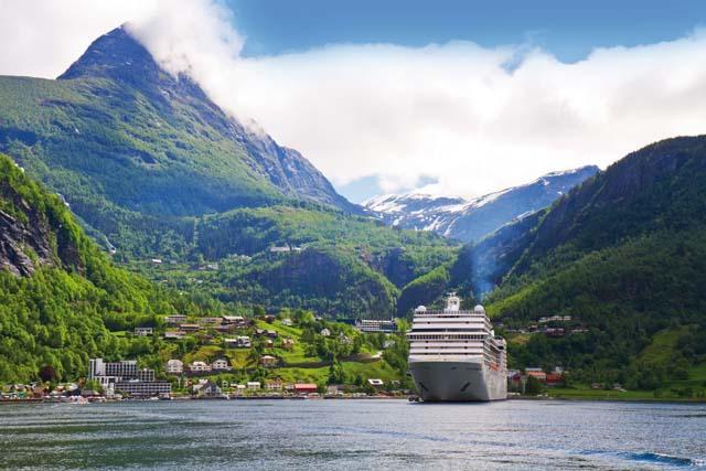 Noorwegen - Hardangerjord