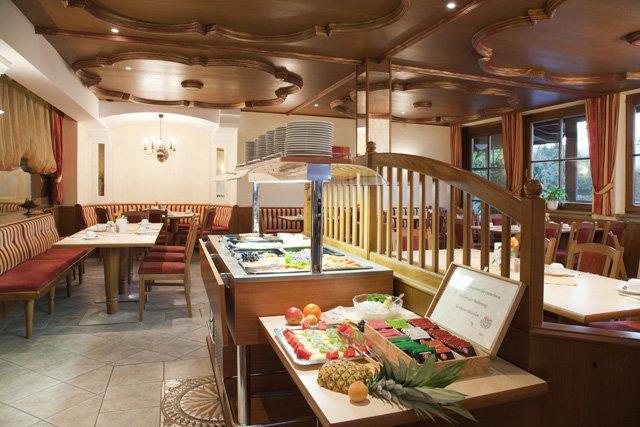 Ebbs - Hotel Oberwirt **** - restaurant