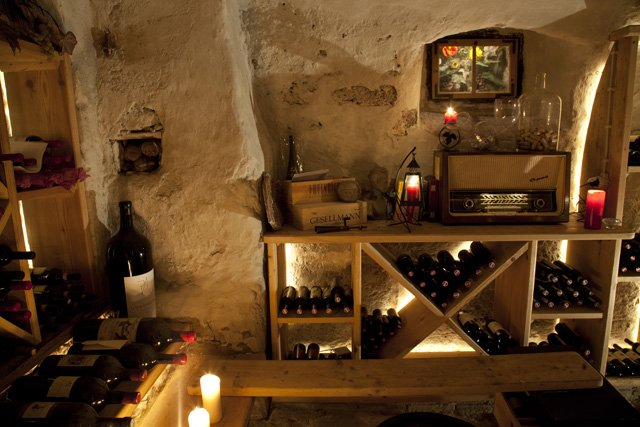 Ebbs - Hotel Oberwirt **** - wijnkelder