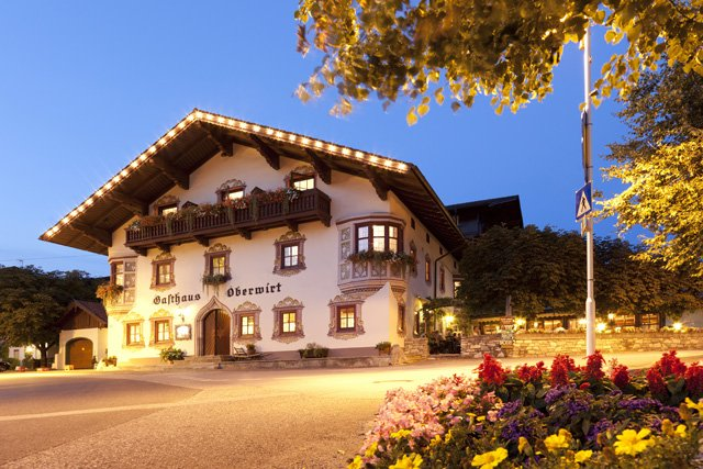 Ebbs - Hotel Oberwirt **** - aanzicht