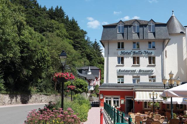 Hotel Belle-vue ***