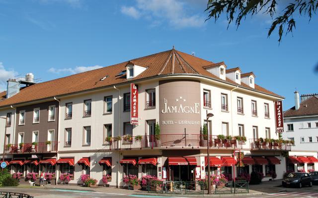 Hotel La Jamagne***