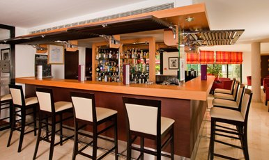 Disneyland Paris -appartement Residhome - bar