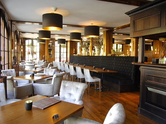 Bouillon - Hotel de la Poste **** - bar