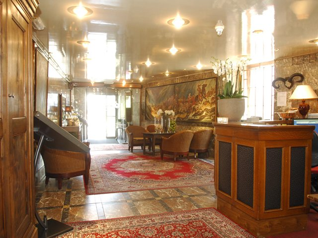 Bouillon - Hotel de la Poste **** - receptie