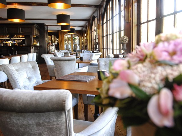 Bouillon - Hotel de la Poste **** - lounge