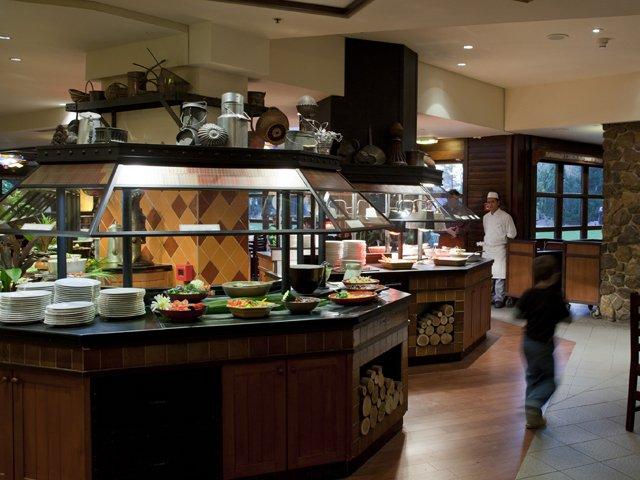 Disneyland Paris - Disney's Hotel Sequoia Lodge - restaurant