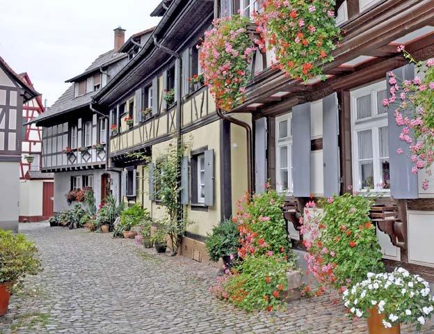Duitsland - Gengenbach