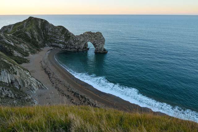 Groot-Brittannië - Zuid - Engeland - Kust Dorset