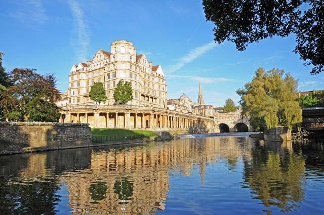 Groot-Brittannië - Zuid - Engeland - Bath