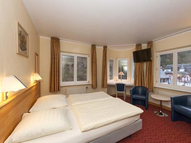 Vianden - Hotel Belle-Vue *** - 2-persoonskamer
