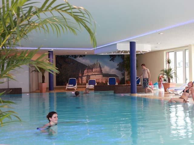 Vianden - Hotel Belle-Vue *** - zwembad