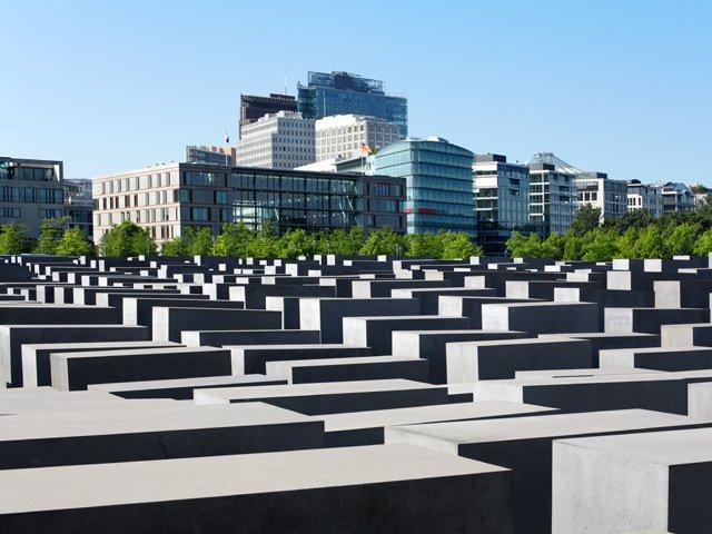 Duitsland - Berlijn - Holocaust monument