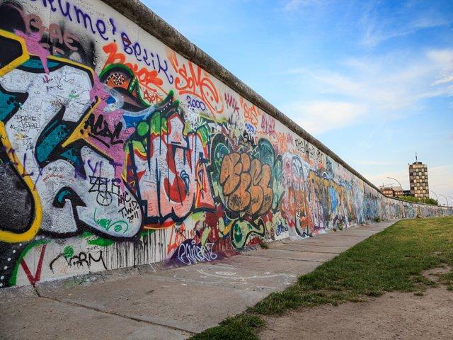 Duitsland - Berlijn - Berlijnse muur