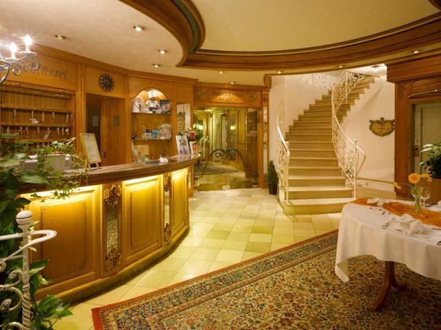 Vianden - Hotel Belle-Vue *** - receptie