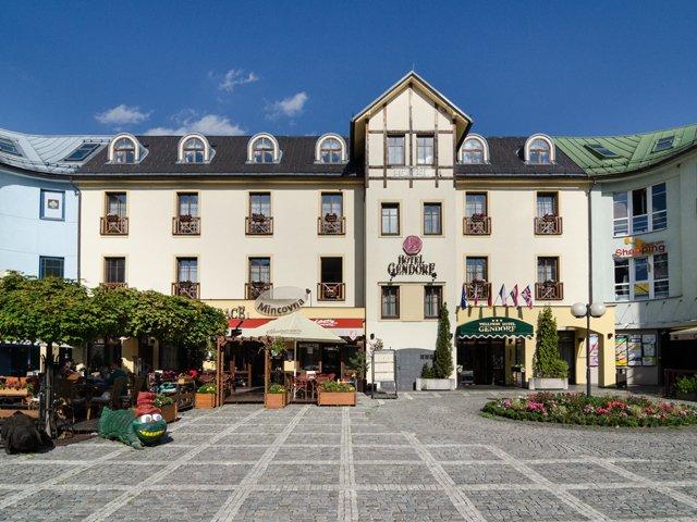 Vrchlabí - Hotel GEndorf *** - aanzicht
