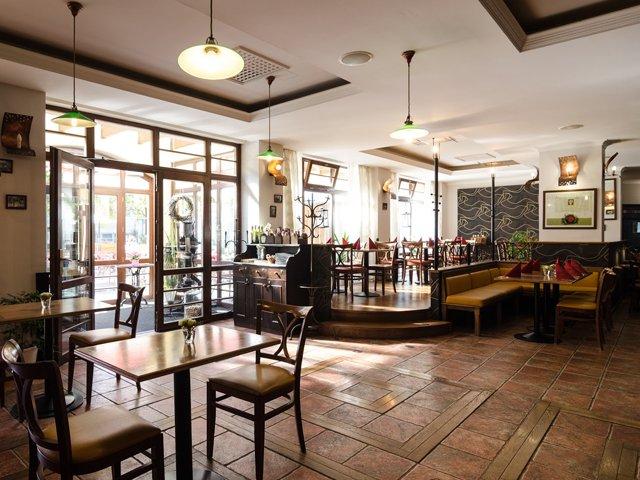 Vrchlabí - Hotel GEndorf *** - restaurant