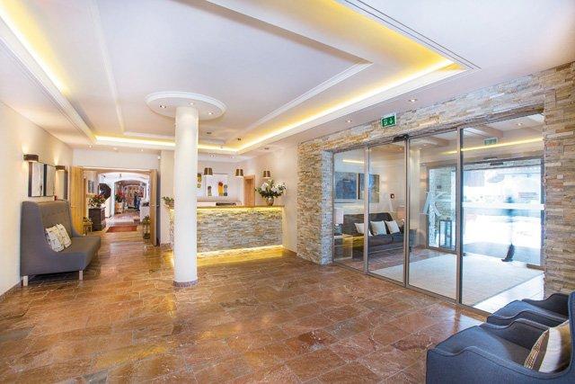 Hollersbach - Hotel Kaltenhauser **** - receptie