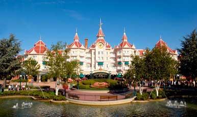 Disneyland Hotel - Oad busreizen