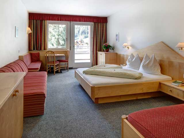 Hotel Alpenhof ***
