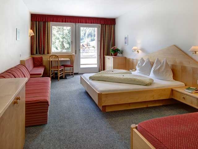 Lutago - Hotel Alpenhof *** - 2-persooonskamer