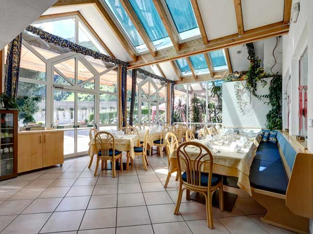 Lutago - Hotel Alpenhof *** - restaurant