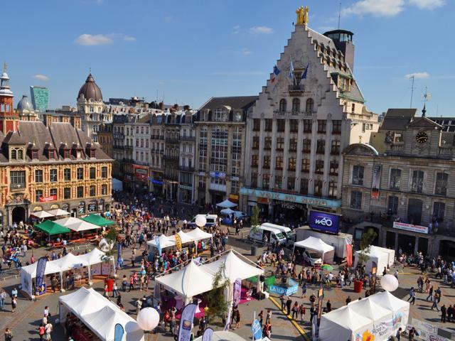 Foto Dagje uit Brocante markt Lille - Oad busreizen