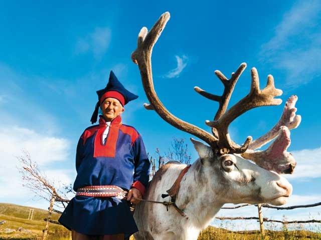 Finland- Sami