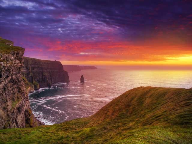 cliffs of moher-Natuur