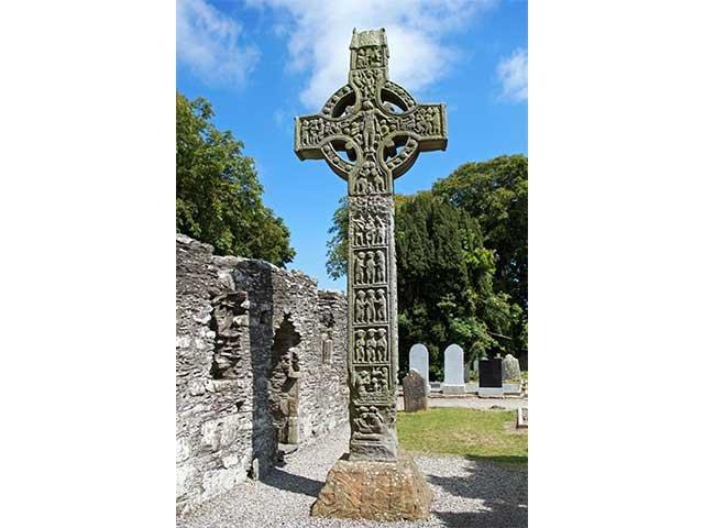 monasterboice celtic cross