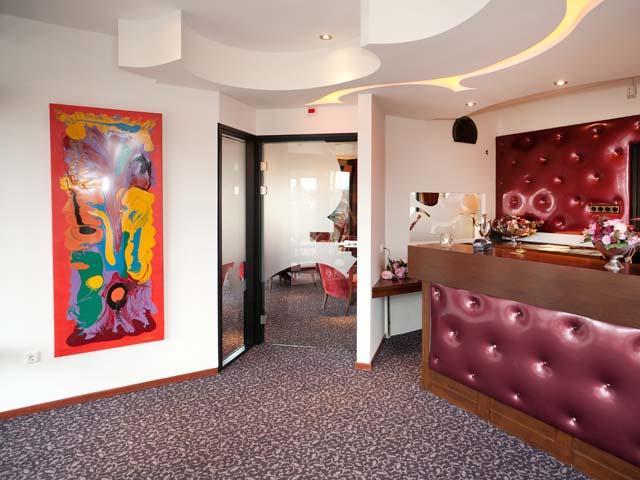 Ootmarsum - Hotel Twents Gastenhoes *** - receptie