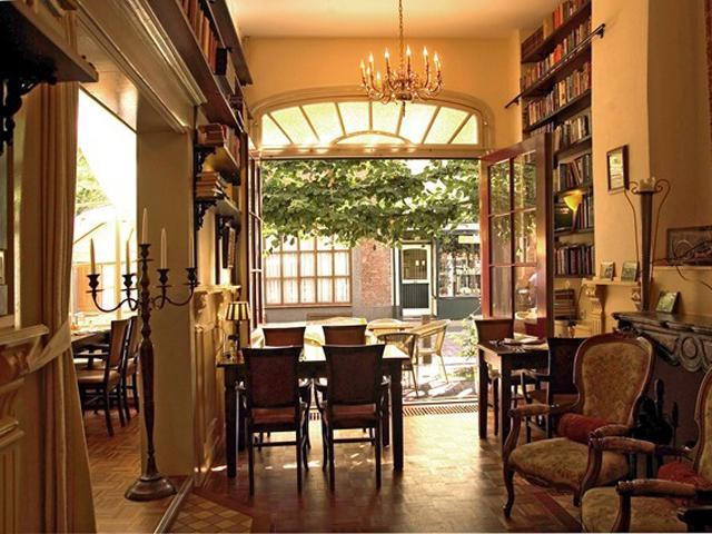 's-Heerenberg - Hotel de Lantscroon *** - lounge