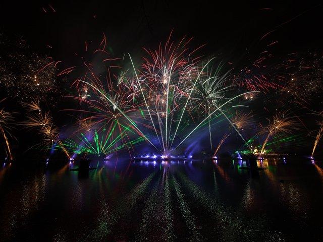Disneyland Paris - Magisch Vuurwerk Festival