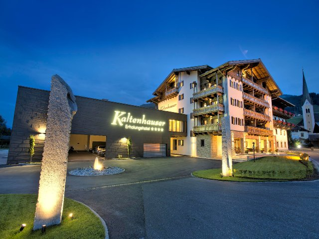 Hollersbach - Hotel Kaltenhauser **** - aanzicht
