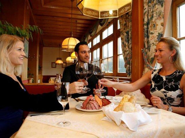 Wienerwald - Hotel Wienerwaldhof ***+ - restaurant
