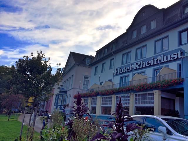 Hotel Rheinlust ***