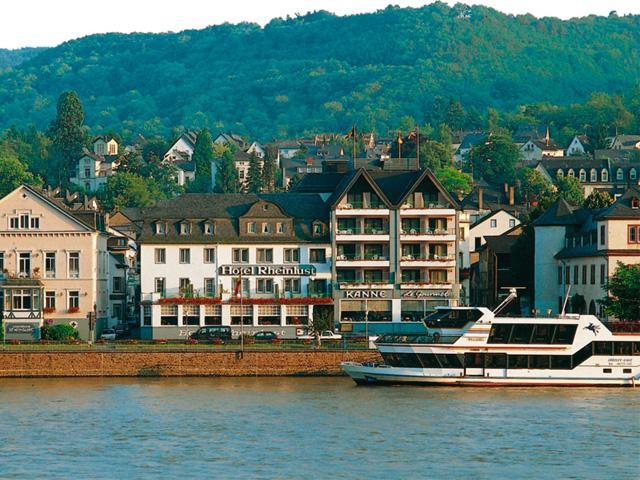 Boppard - Hotel Rheinlust *** - aanzicht