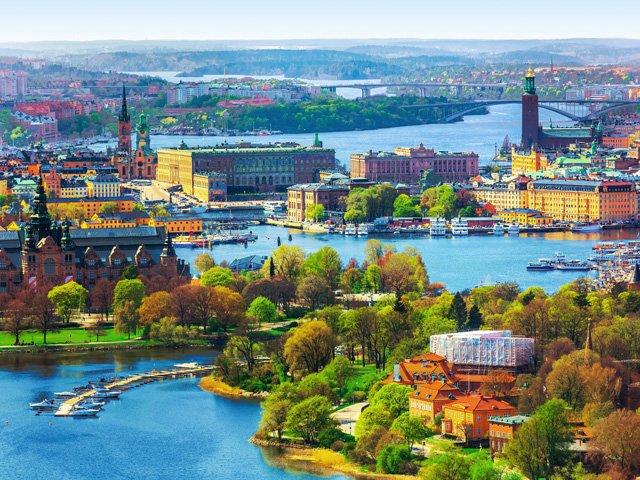 Zweden - Stockholm